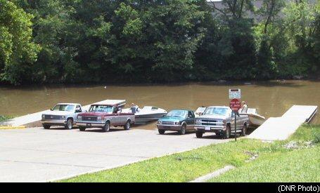 Boat dock for Wv dnr fishing license